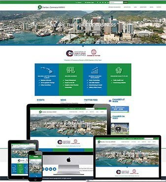Chamber of Commerce Hawaii Manufacturer Portal