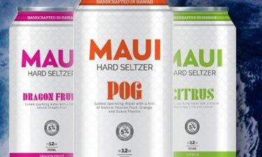 Maui Hard Seltzer