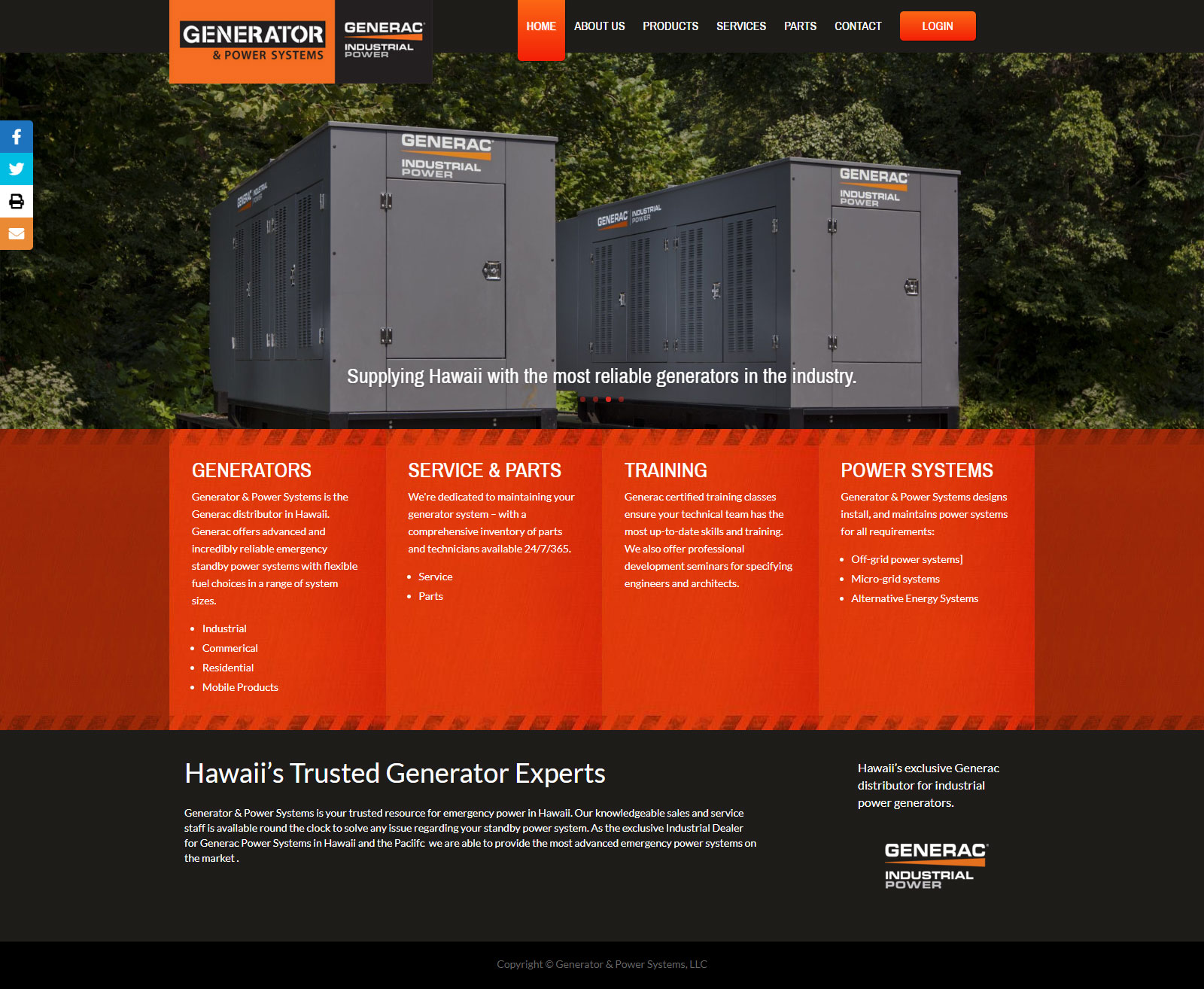Generator & Power Systems